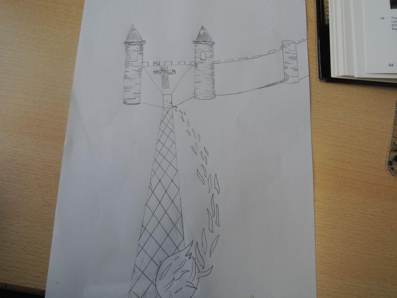 Klettergerüst Malen : Gemeinschaftsschule lütjenburg » blog archive projekt: zeichnen